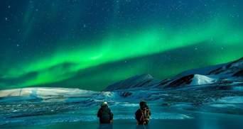 Полярну ніч можна побачити онлайн: у Лапландії встановили камеру