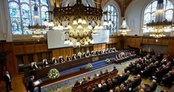Трибунал у Гаазі затвердив назву справи щодо захоплення Росією українських кораблів та моряків