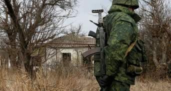 Оккупанты обстреляли Марьинку: под огонь боевиков попала женщина с ребенком