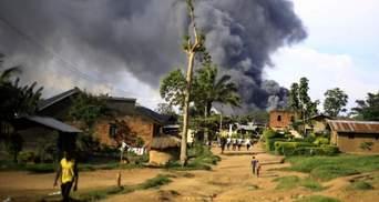Заворушення в ДР Конго: люди напали на миротворців ООН, бо ті нездатні їх захистити