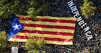 """В """"каталонській революції"""" знову з'явився російський слід"""