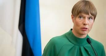 Війна на Сході України: Естонія окреслила своє бачення