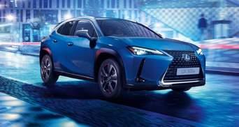 Новый конкурент Tesla: в Китае Lexus представит свой первый электромобиль