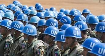 В ДР Конго в знак протеста подожгли здание миссии ООН: видео