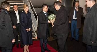 Володимир Зеленський прибув до Литви: деталі візиту