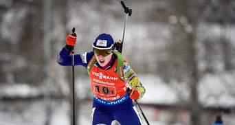 Україна оголосила склад на перші гонки Кубка світу з біатлону
