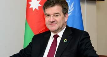 Глава ОБСЄ їде у Станицю Луганську