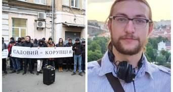 """Профессиональные """"митингующие"""": где засветились """"титушки Корчинского"""""""