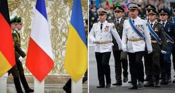 Главные новости 29 ноября: темы от РФ на нормандскую встречу и реформа званий в армии