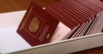 Скільки жителів окупованої Луганщини отримали російські паспорти: окупанти похвалилися цифрами