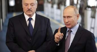 Создание единого правительства и энергорынка: о чем договорились Путин и Лукашенко