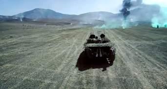 Українські військові відзначилися на завершальному етапі навчань у Грузії: потужне відео