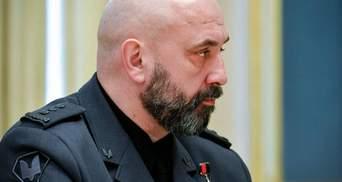 В СНБО прокомментировали увольнение Кривоноса