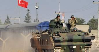 """Турецько-курдське протистояння, на якому гріють руки Путін та Асад – операція """"Джерело миру"""""""