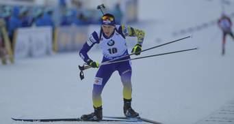 Тренер сборной Украины объявил состав на индивидуальную гонку