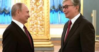 Анексія – не анексія, або Президент Казахстану Токаєв знає хворі місця Путіна