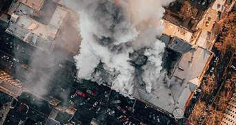 Список имен пострадавших в пожаре в колледже Одессы: какое состояние у пострадавших