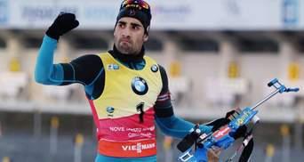 Фуркад уверенно выиграл индивидуальную гонку, Пидручный – 20-й
