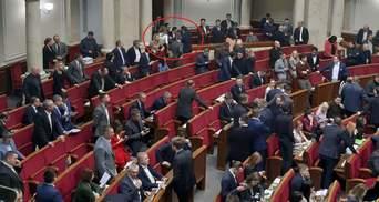 Депутаты Бужанский и Лерос устроили драку в Раде: подробности конфликта