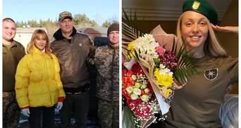 Украинские певцы отправились на Восток: поздравления бойцов с Днем Вооруженных сил Украины