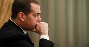 Газові переговори: Медведєв назвав Україні умову