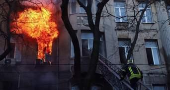 Не видел такого за 21 год работы, – спасатель рассказал, как выжил в пожаре в Одессе