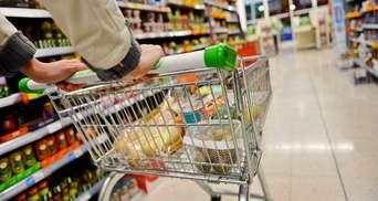 Українці витрачають на їжу в 4 рази більше, ніж жителі ЄС
