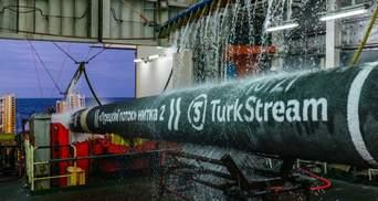 Газопровід в обхід України вже цього тижня почнуть наповнювати газом