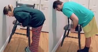 Що таке chair challenge: відео нового вірусного флешмобу