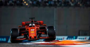 Ferrari першою з усіх команд представить болід для нового сезону формули-1: дата
