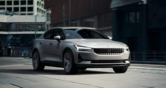Volvo запустило у виробництво прямого конкурента Tesla Model 3