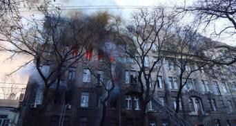 Ми кричали, але нас ніхто не чув, – студентка, яка вижила у пожежі в Одесі
