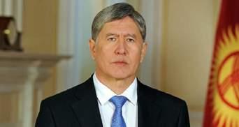 Убийство спецназовца: президенту Кыргызстана выдвинули обвинение