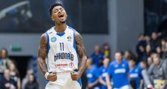 "Баскетболист ""Николаева"" установил новый рекорд результативности сезона, набрав 48 очков: видео"