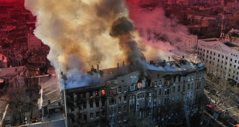 Пожар в Одессе: волонтеры рассказали о скандальных подробностях