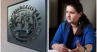 Новая программа сотрудничества с МВФ будет последней для Украины, – Маркарова