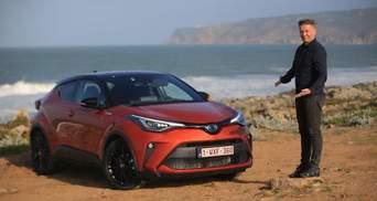 BIG Test обновленной Toyota C-HR