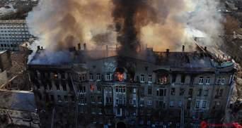 Пожежа на Троїцькій у Одесі: урядова комісія назвала причини