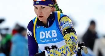 Підгрушна фінішувала 12-ю в гонці переслідування в Ансі, перемогла норвежка Екгофф