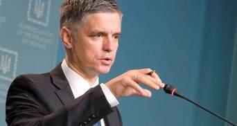 Пристайко: Дипломаты стоят перед самым сложным вызовом в современной истории Украины