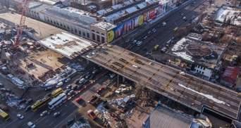 Шулявський міст уже асфальтують: коли відновлять рух автомобілів