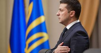 Украинцы избрали Владимира Зеленского политиком года – рейтинги: инфографика