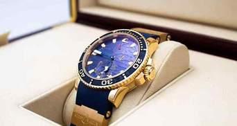 Соратника Труханова в Одессе обокрали почти на 2 миллиона гривен: исчезли драгоценные часы