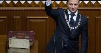 Украинцы назвали главные политические события 2019 года