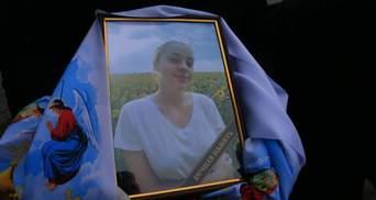 Одесса простилась с еще одной жертвой пожара на Троицкой: фото