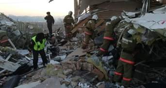 В авиакатастрофе в Алматы пострадали 2 украинцев: в каком они состоянии