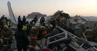 Авіакатастрофа у Казахстані: відома причина падіння літака