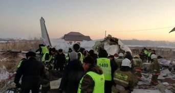 Авіакатастрофа у Казахстані: аварії, у які раніше потрапляв Fokker 100