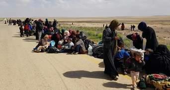 Через новий наступ російської армії у Сирії 235 тисяч людей стали біженцями