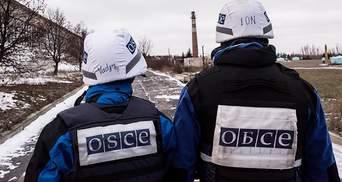 ОБСЄ зафіксувала постріли на ділянці розведення біля Петрівського